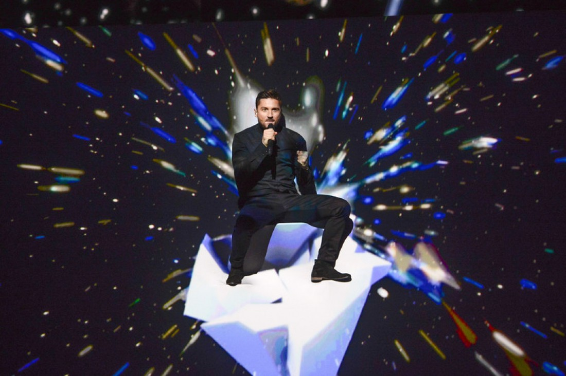 Финал Евровидения 2016: Сергей Лазарев – Россия