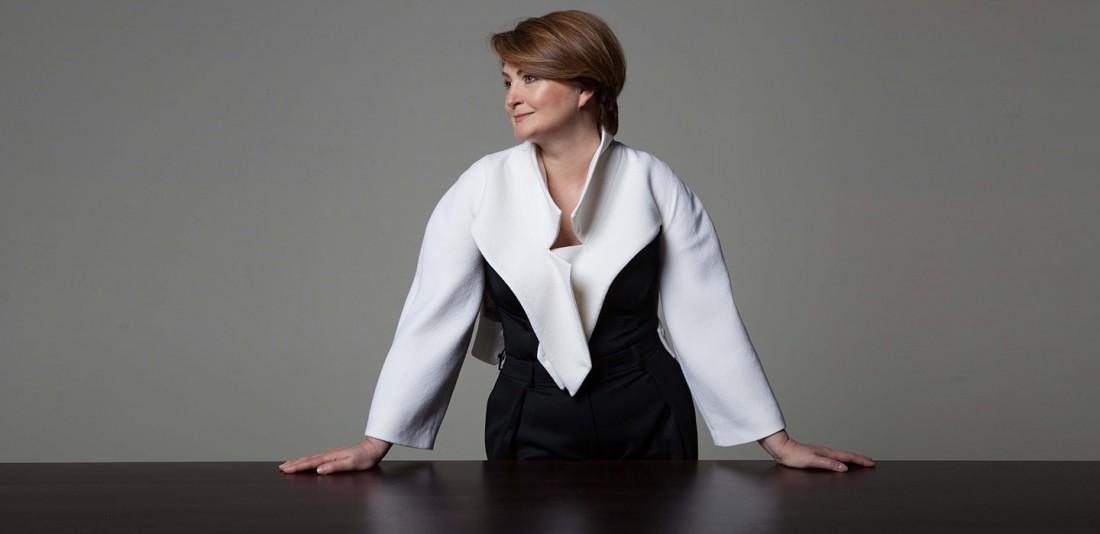 Ірина Данилевська відповіла на питання про українських дизайнерів і збіг у датах MBKFD і UFW