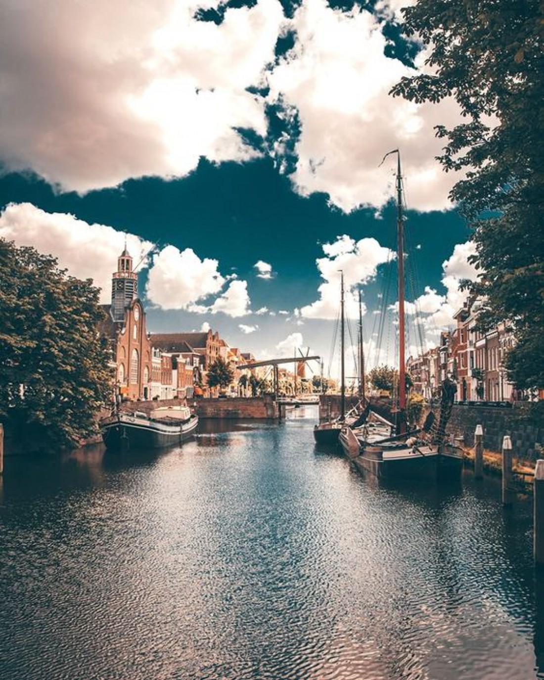 ТОП-10 достопримечательностей Роттердама