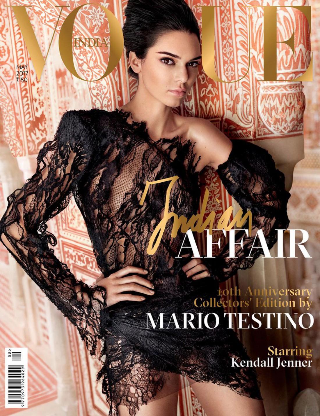 Кендалл Дженнер в новом фотосете Vogue India