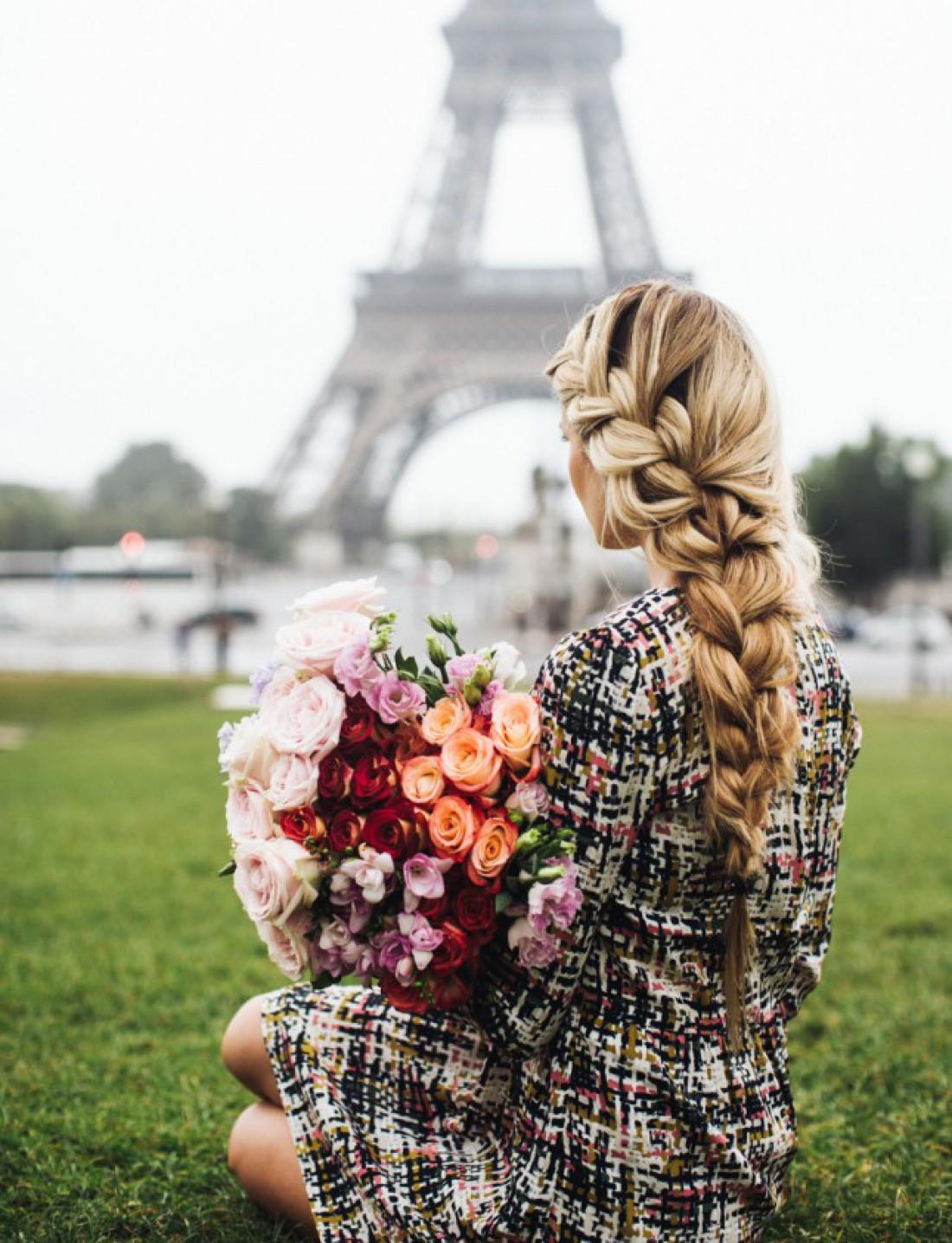 Элегантное плетение станет отличным решением для современной невесты