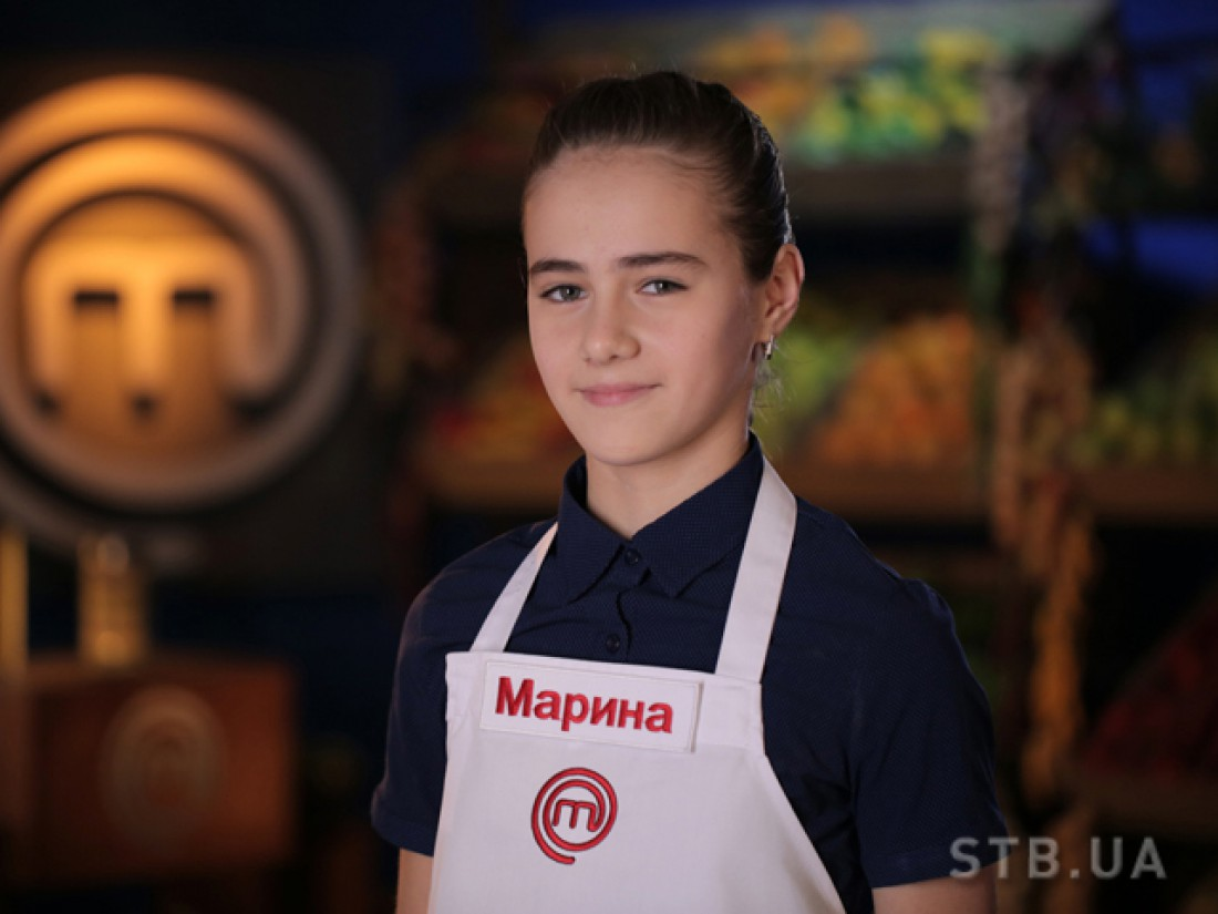 МастерШеф Дети 2 сезон: победитель - Марина