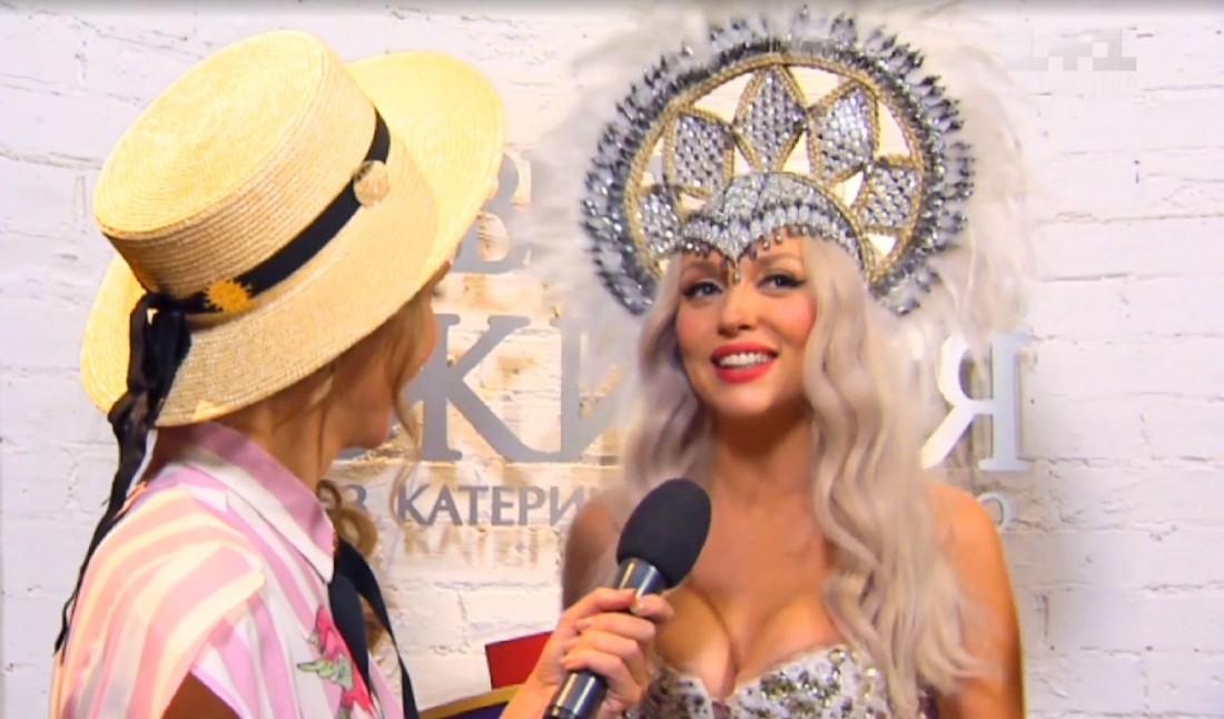 Оля Полякова и Катя Осадчая