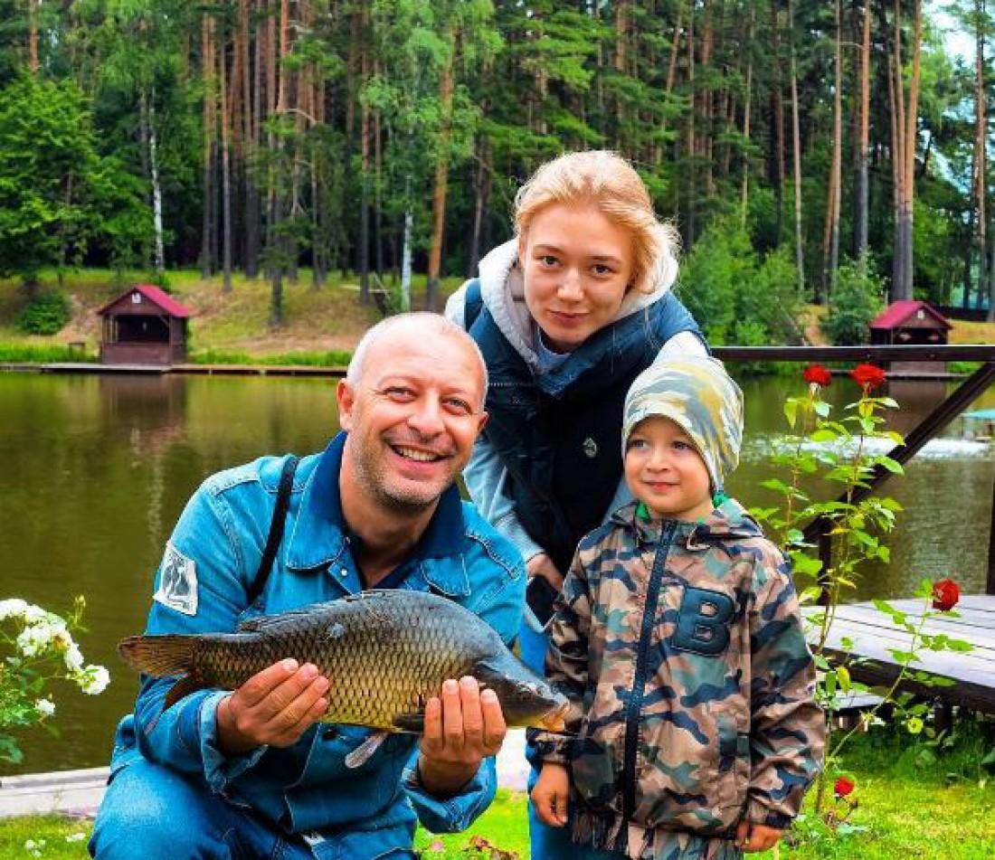 Оксана Акиньшина беременна в 3-й раз — русские СМИ