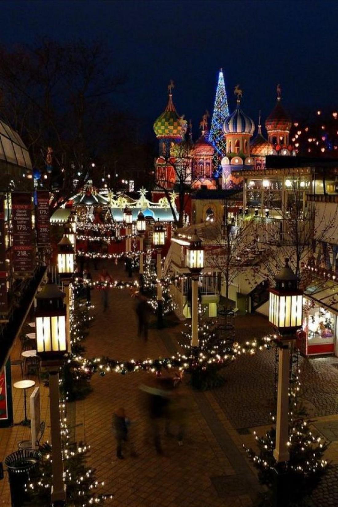 ТОП-10 самых красивых Рождественских ярмарок Европы
