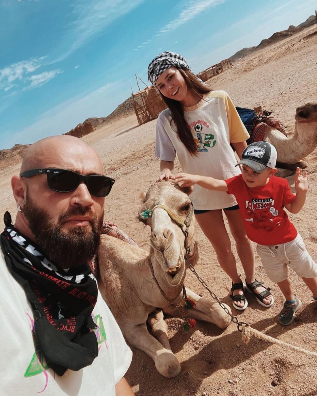 Юлия Санина похвасталась экстремальными развлечениями в Египте