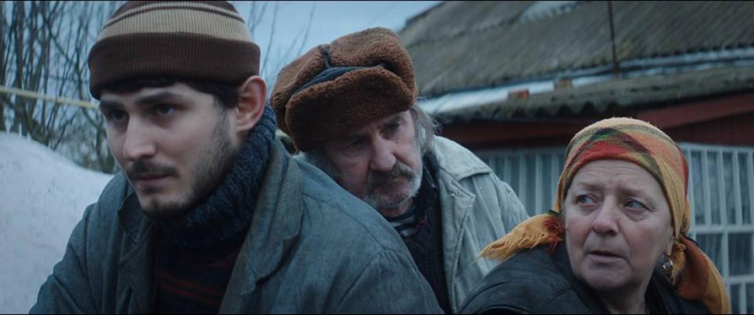 Золота Дзига: кадр из фильма Кровянка