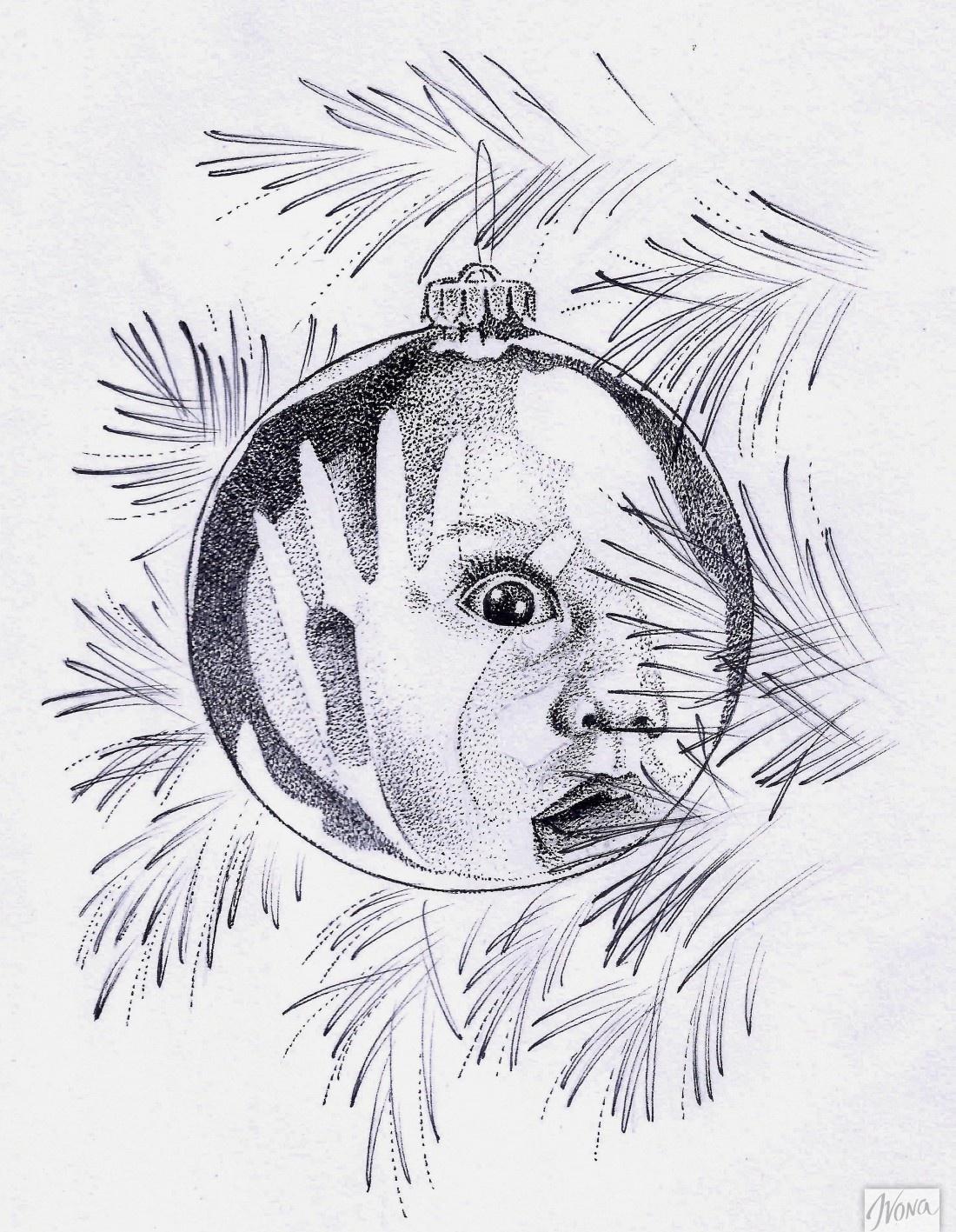 Кто живет в стреклянном шаре?