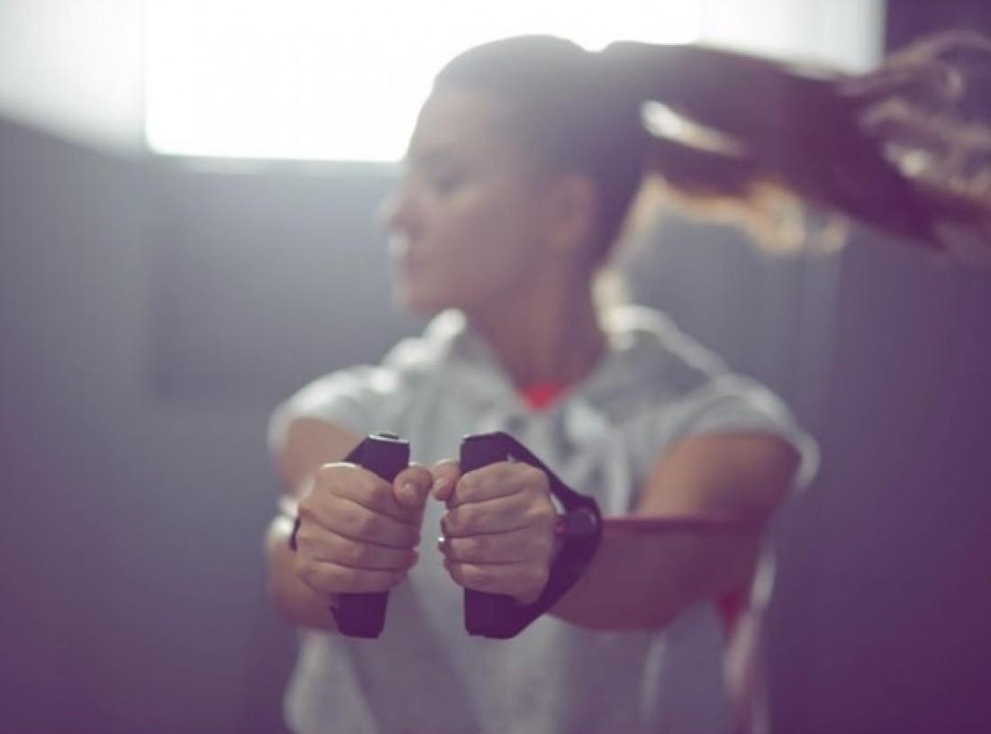 Наталья предпочитает утренние тренировки