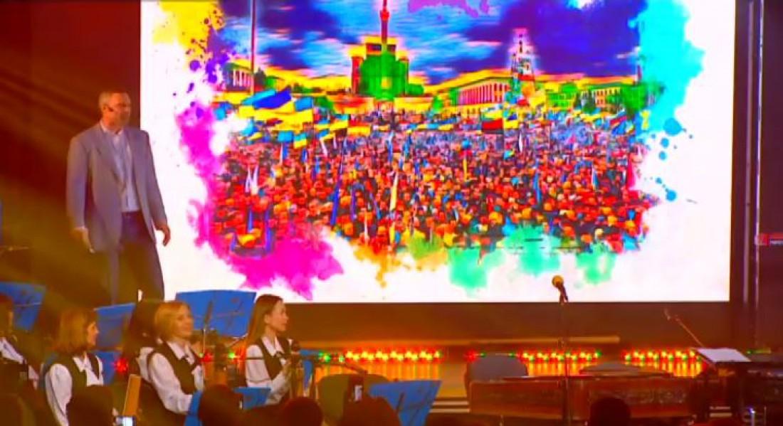 Евровидение 2017: Виталий Кличко