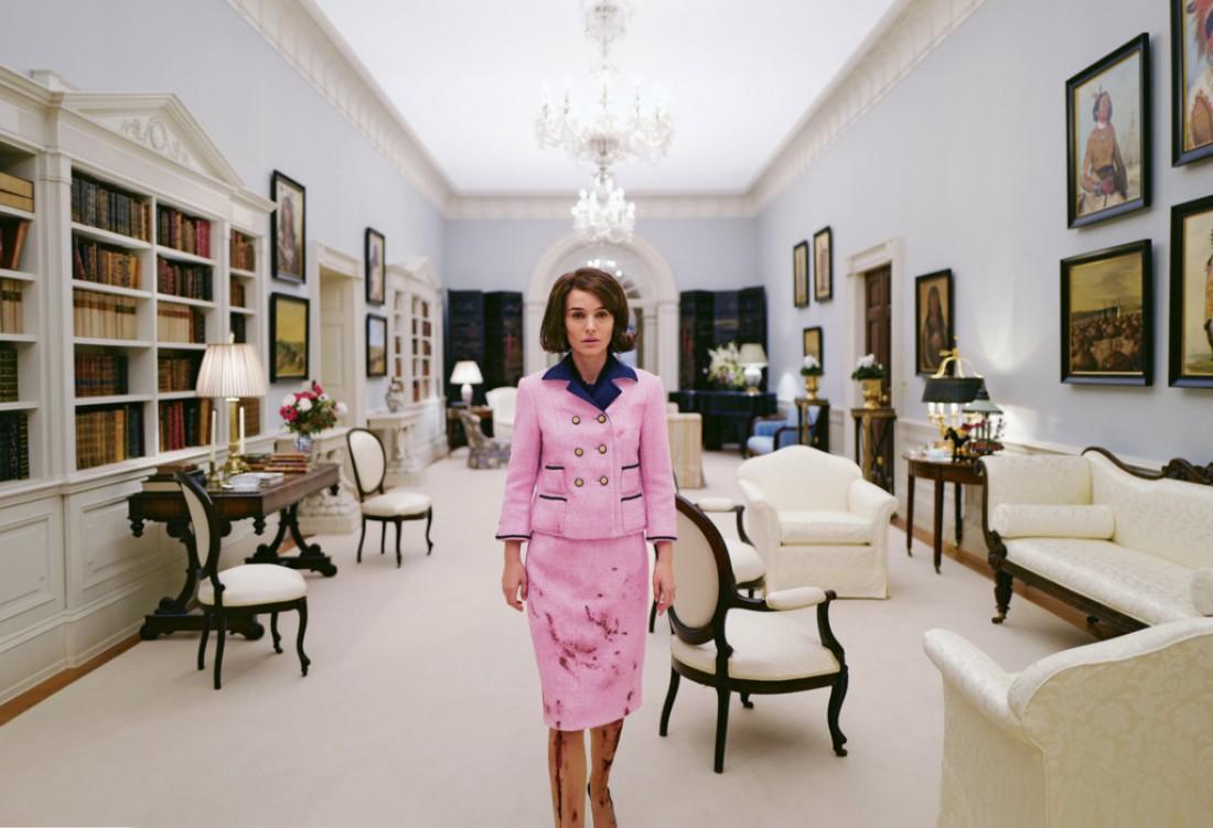 Портман в образе Жаклин Кеннеди