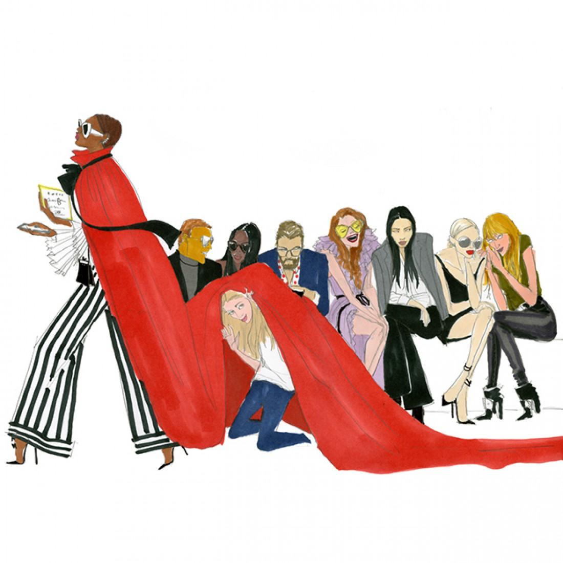Попасть на Ukrainian Fashion Week может каждый