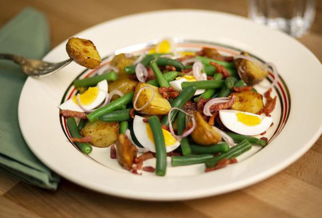 Льежский салат: Традиционный бельгийский рецепт