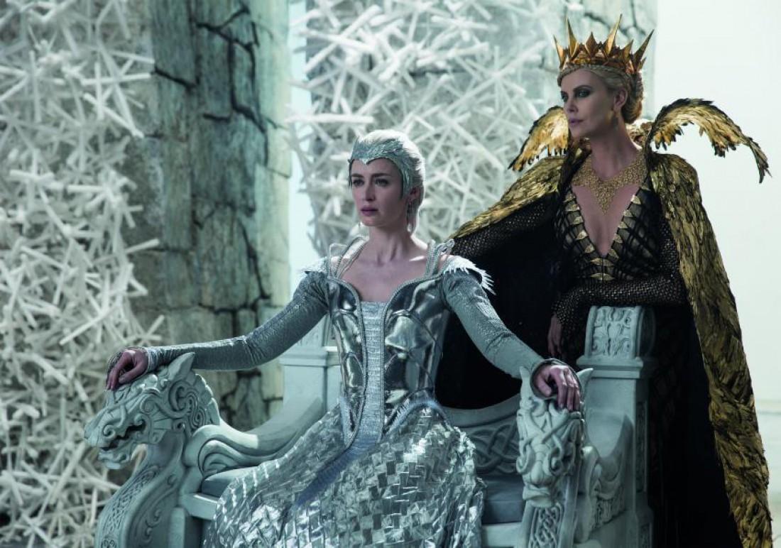 Кадр из фильма Снежная королева