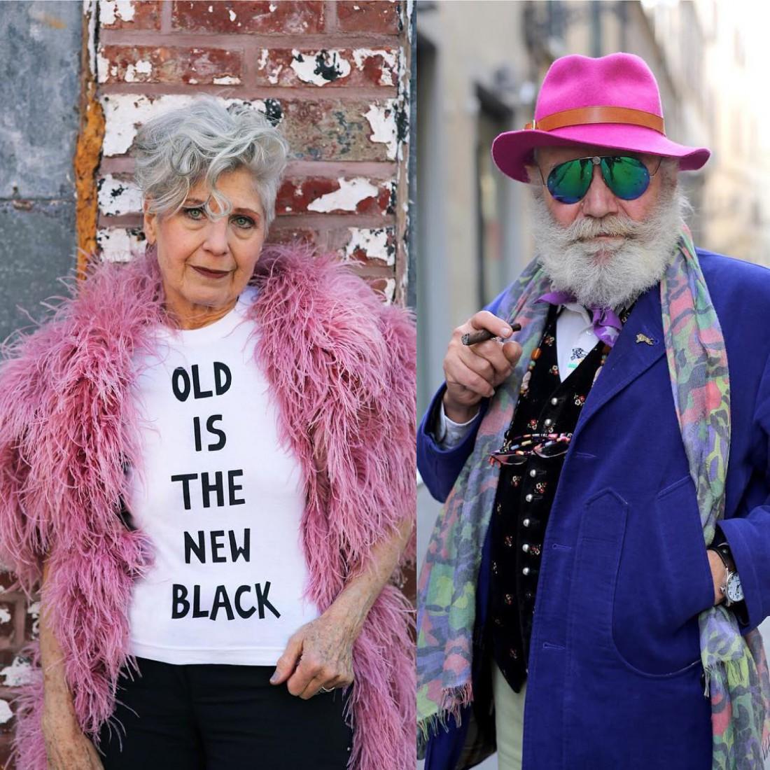 Красиво стареть не запретишь
