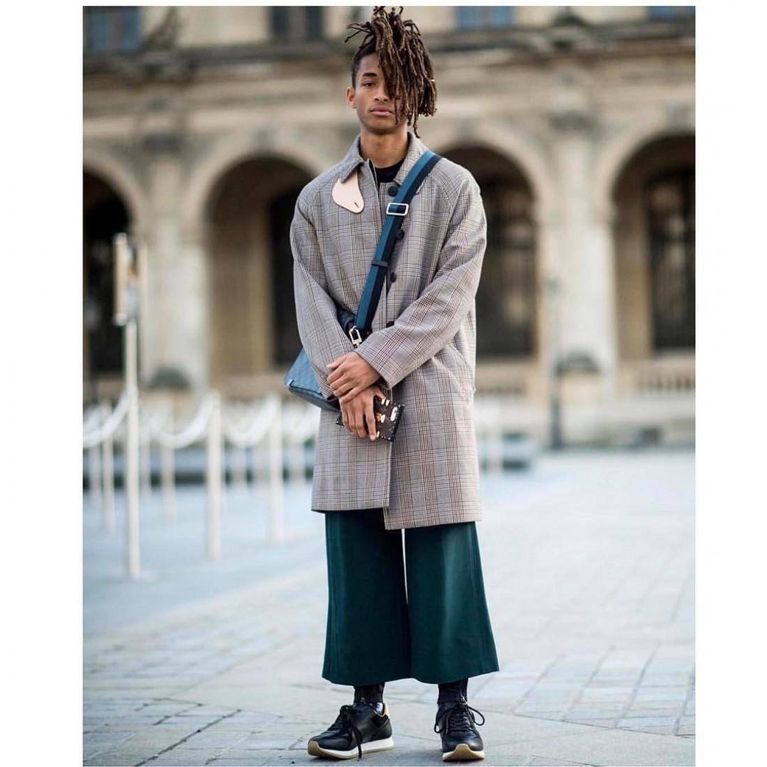 Успешный с молодости: сын Уилла Смита стал лицом Louis Vuitton