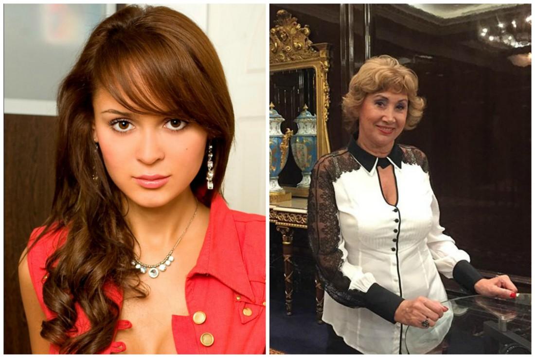 Анна Калашникова и Лариса Копенкина