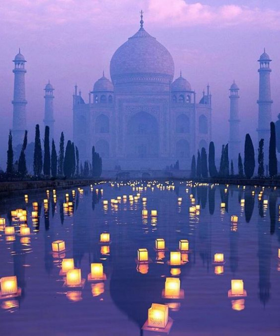 Тадж-Махал - сердце и символ всей Индии