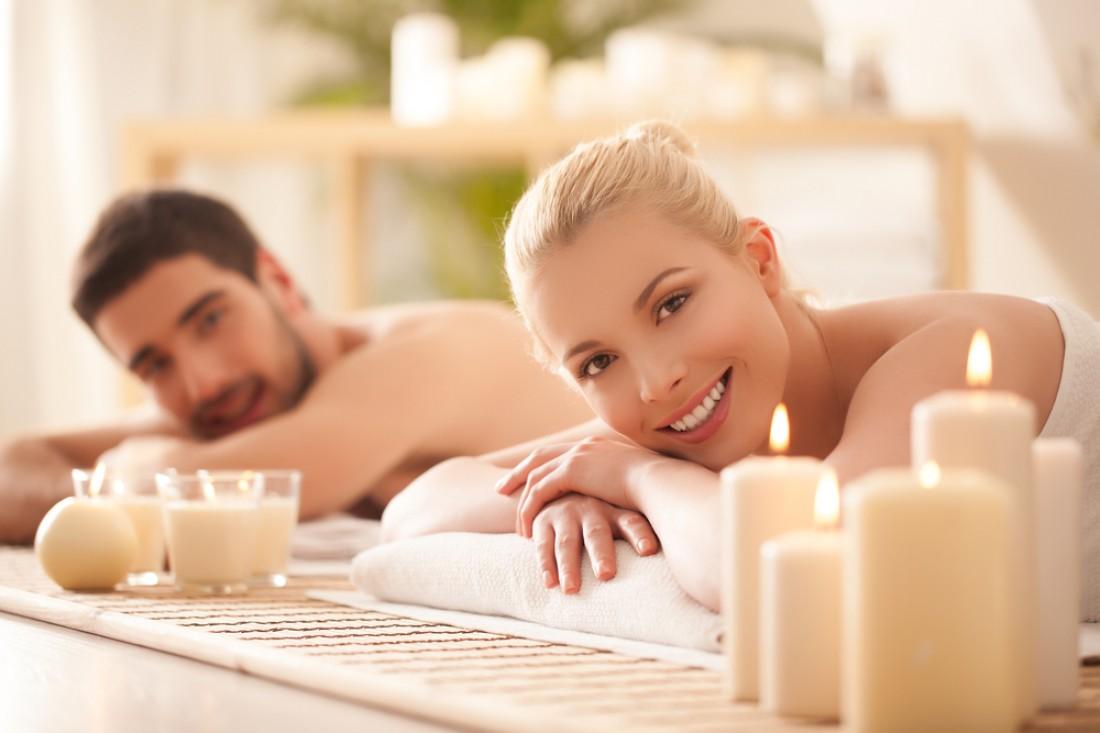 Сценарий на День святого Валентина: спа-отдых
