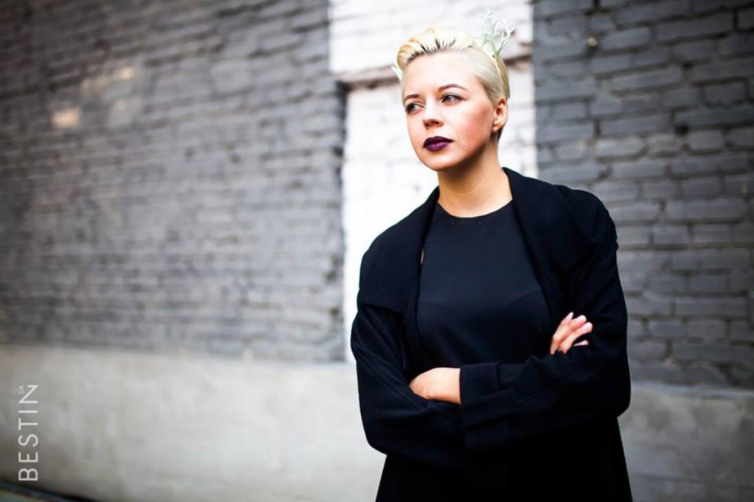 Украинская певица Наталья Жижченко (группа ONUKA)