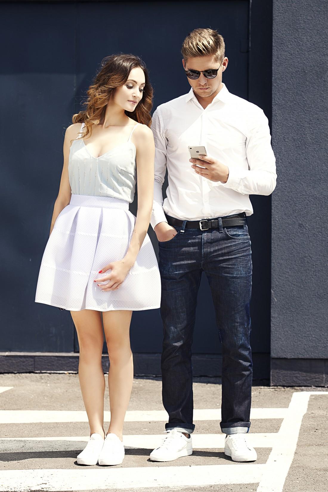 Владимир Остапчук с женой Леной