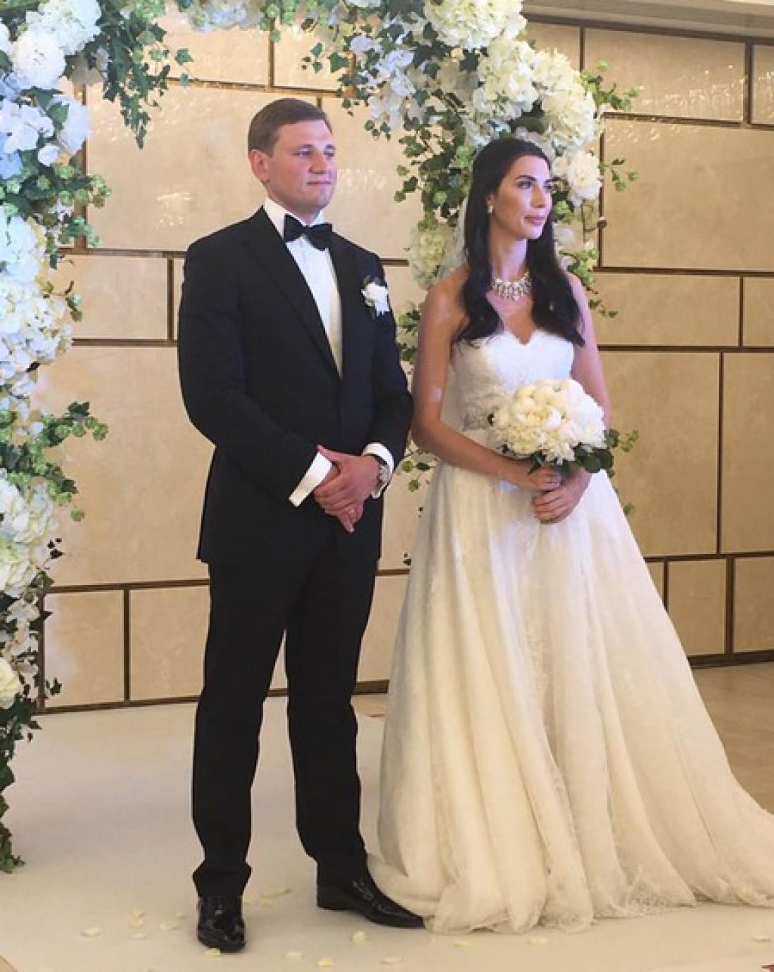 Свадьба дочери Влады Литовченко Маргариты