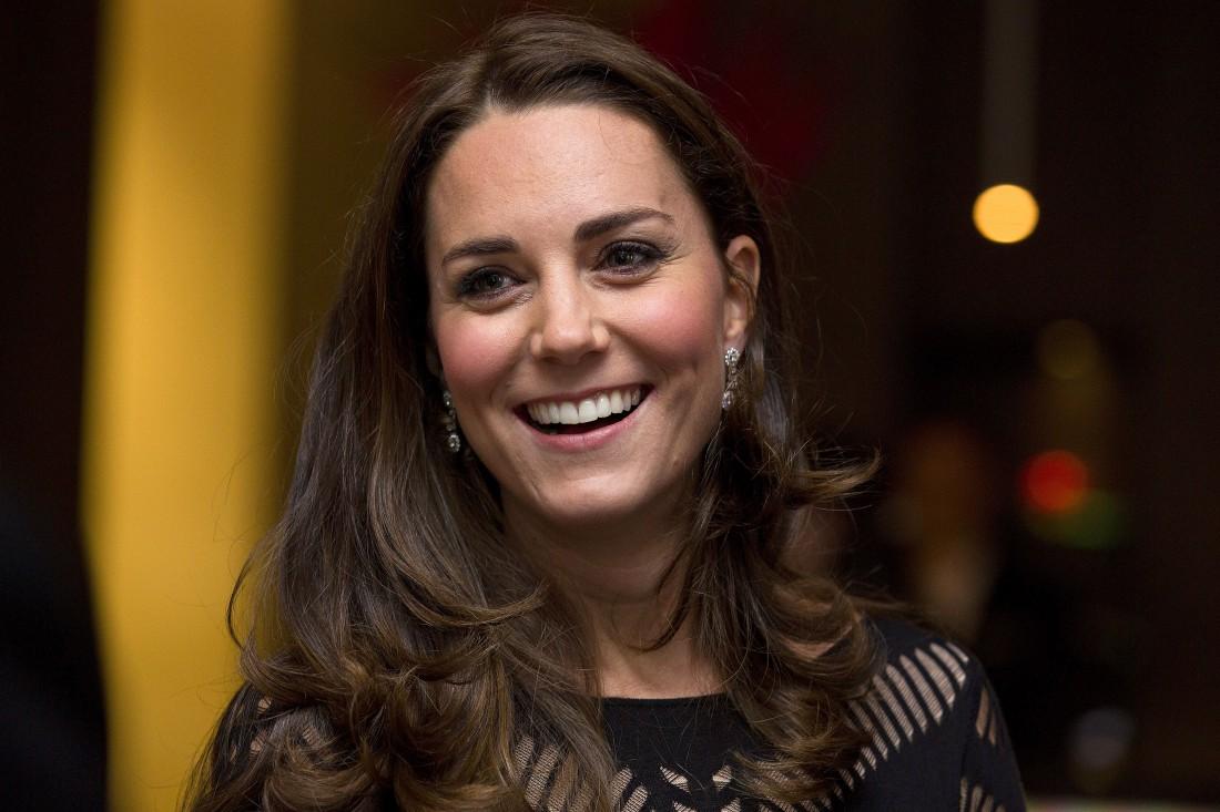 Кейт Миддлтон ждет третьего ребенка