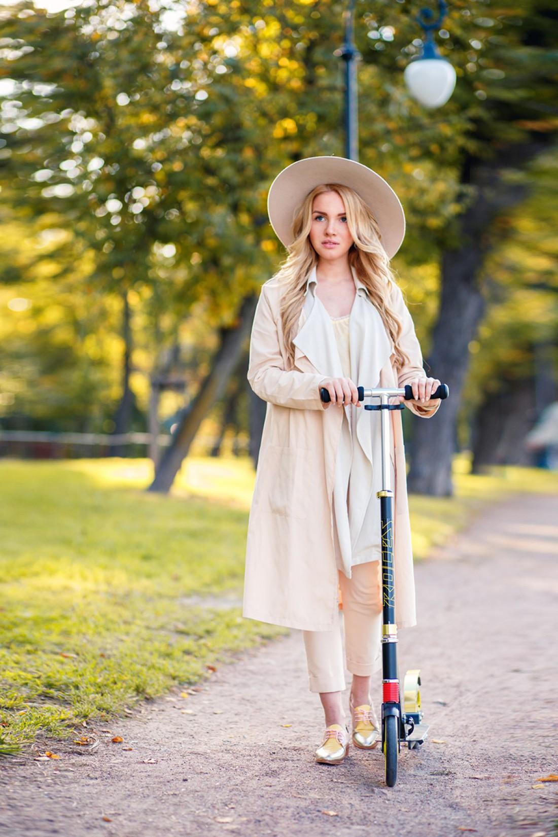 Модный блогер Дарья Яковлева
