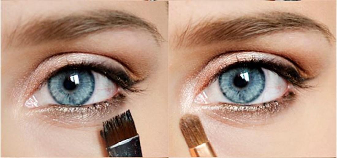 Как сделать макияж на каждый день фото