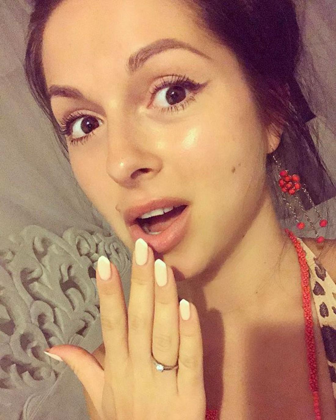 Нюша готовится стать женой