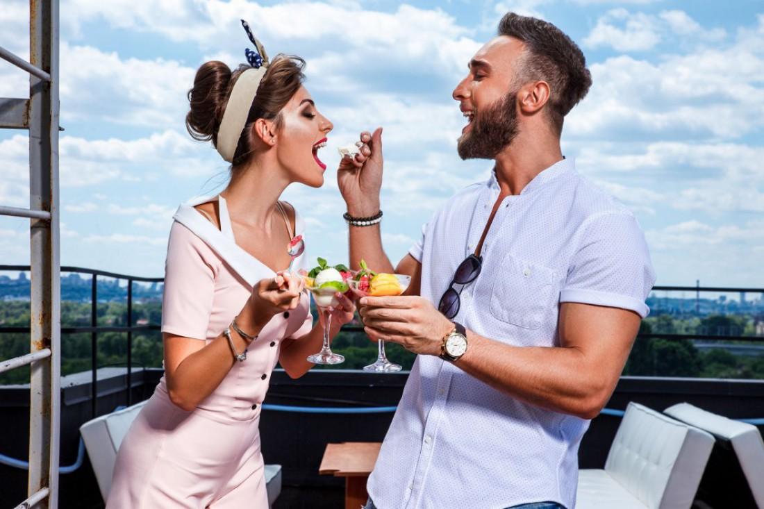 Алена и Иракли из Холостяка 6 снялись для бренда Love