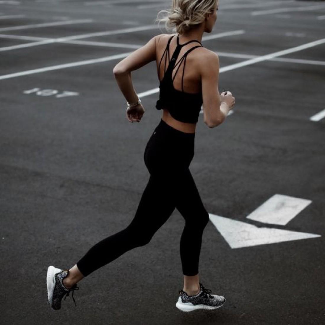 Бег – самый доступный вид спорта