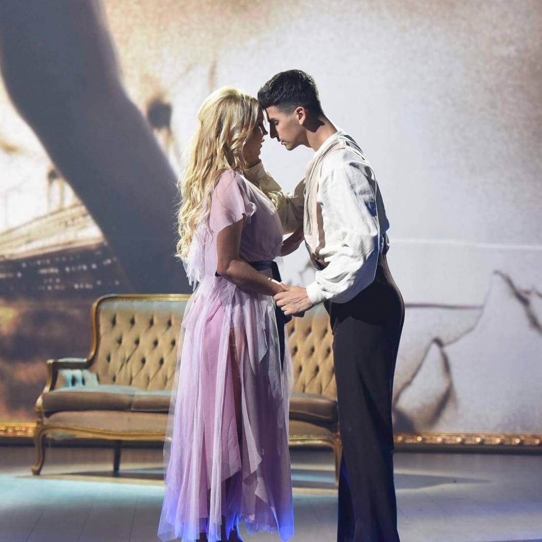 Танці з зірками 2017: Камалия и Дмитрий Жук