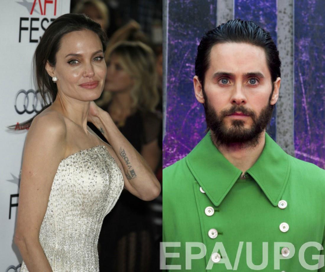 Анджелина Джоли воскресила давнишний роман