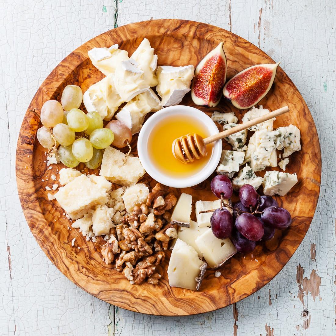 Сыр и молочные продукты