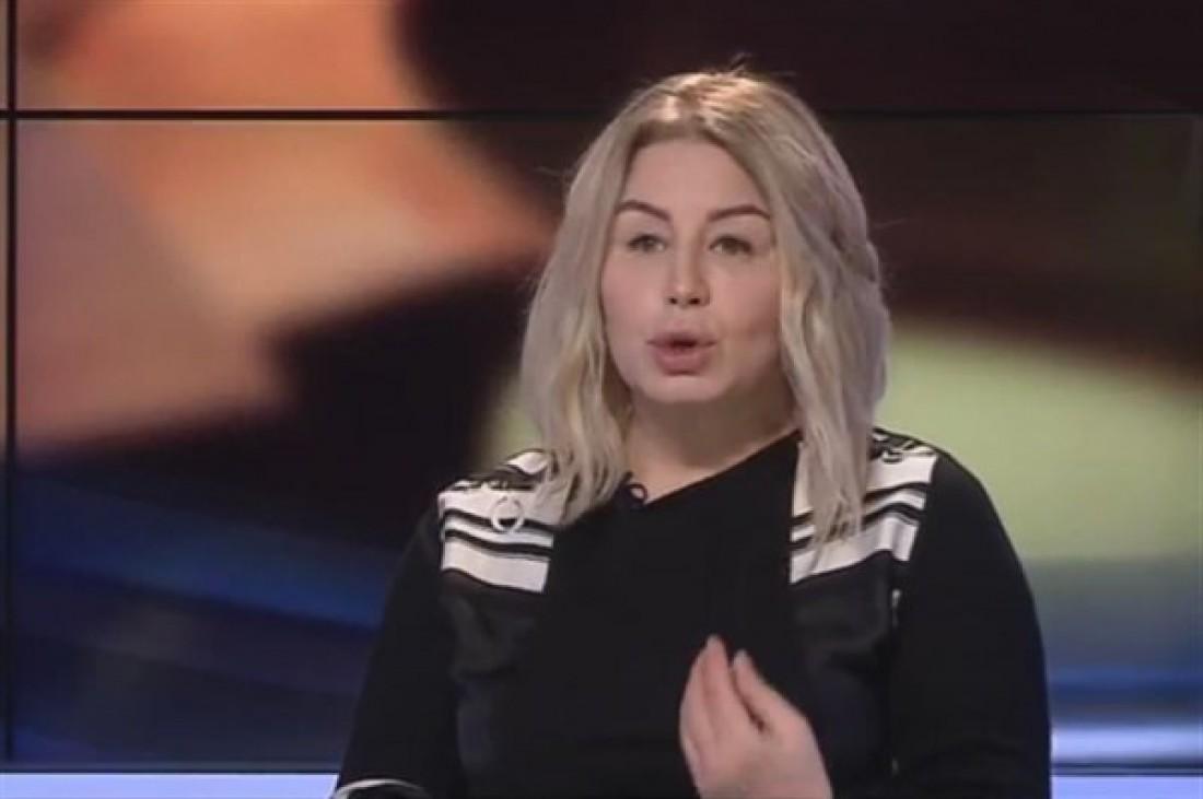 Анна Герман после изменений во внешности
