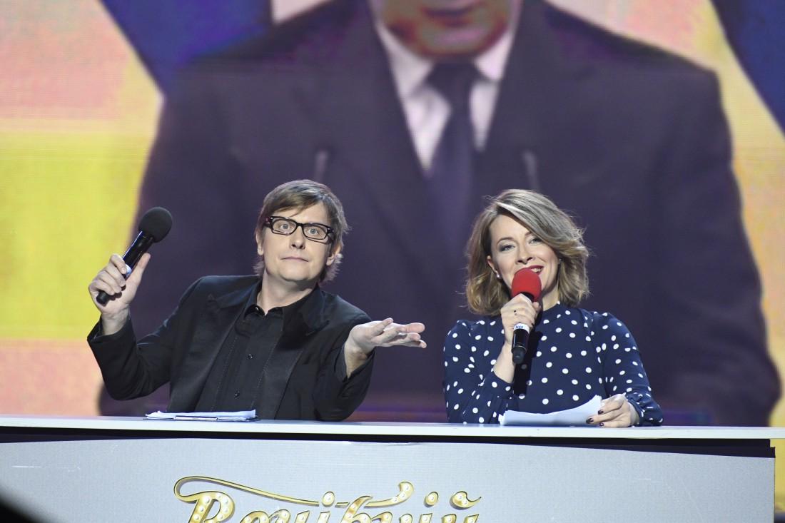 Степан Казанин и Елена Кравец
