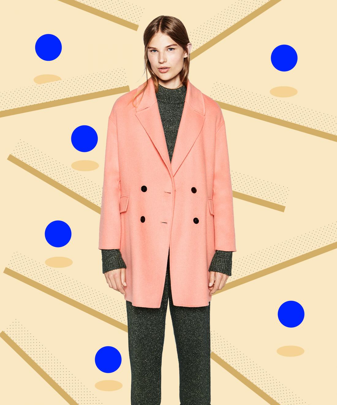 Зимнее пальто должно быть долговечным и комфортным