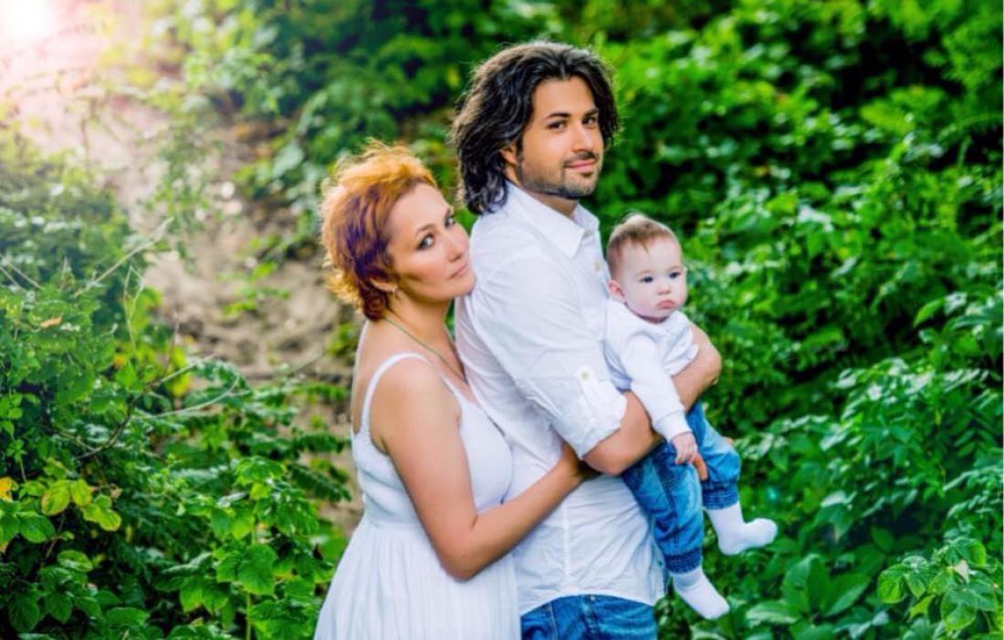 Владимир поддерживал Алену во время родов своим присутствием рядом