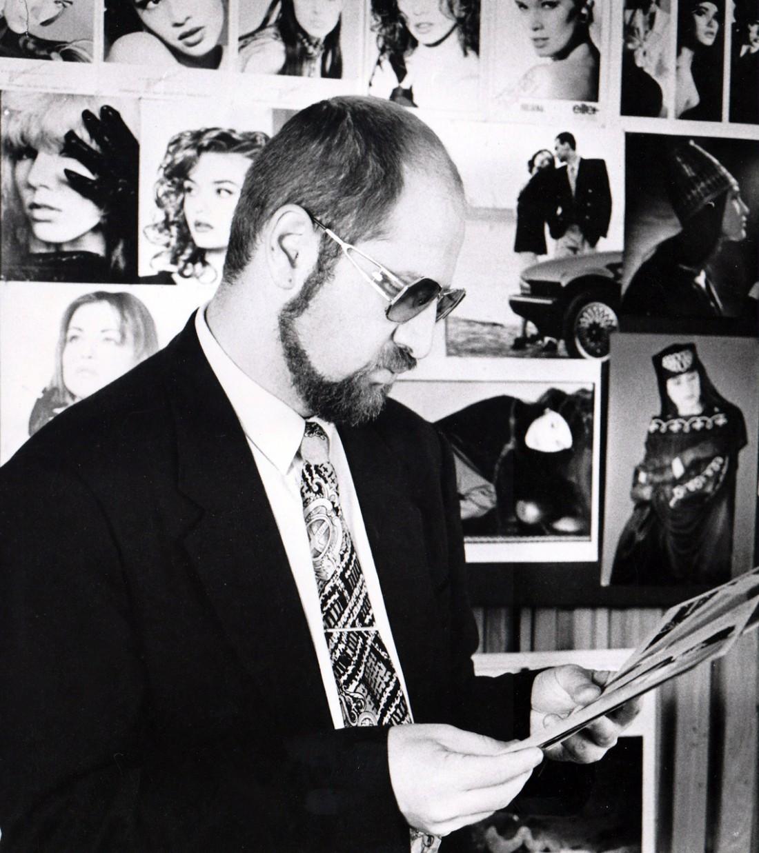 Ян Медников, первый директор конкурса