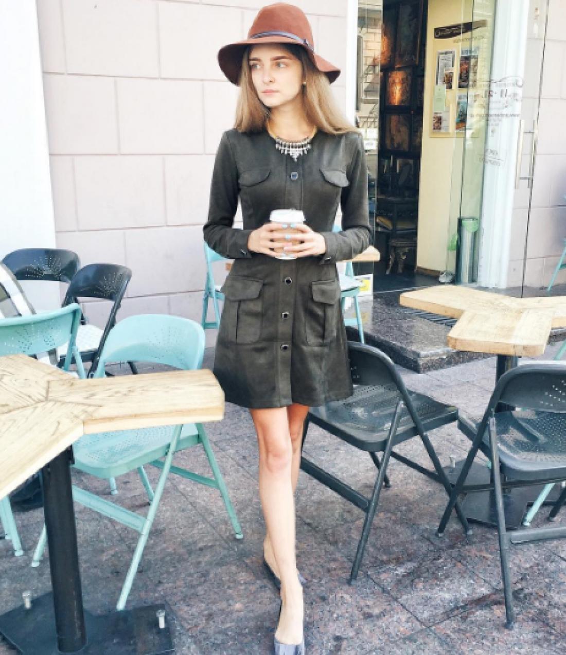Идеальное платье для осени