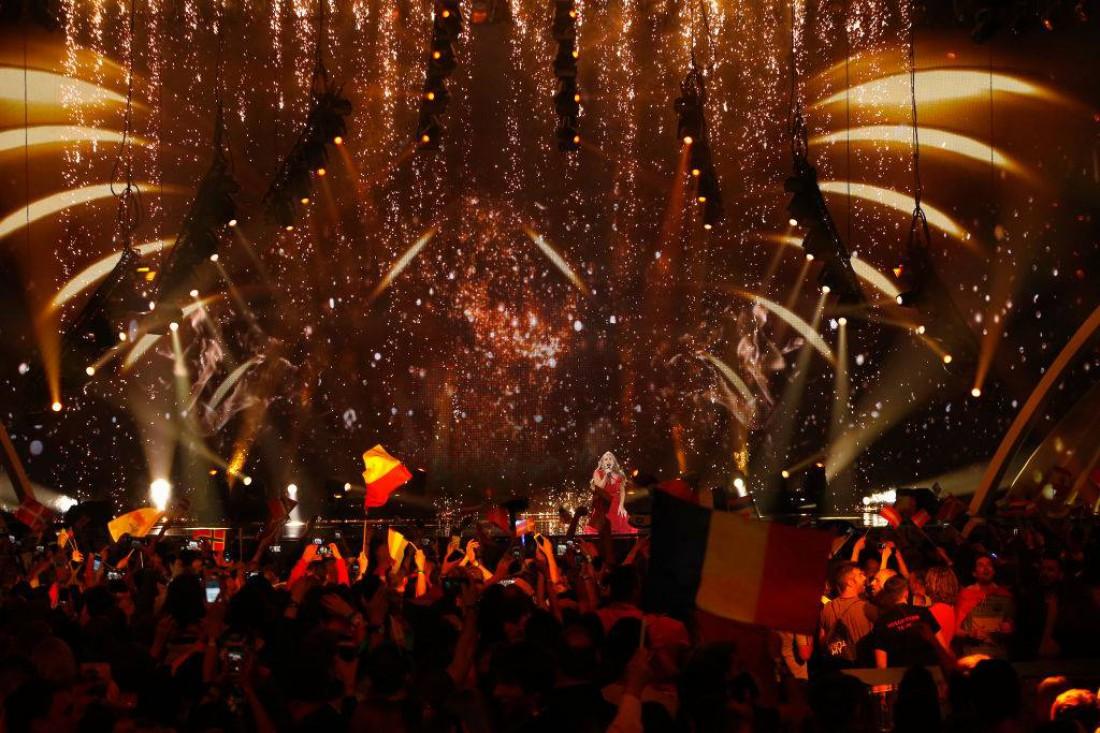 Евровидение 2017 второй полуфинал: Дания