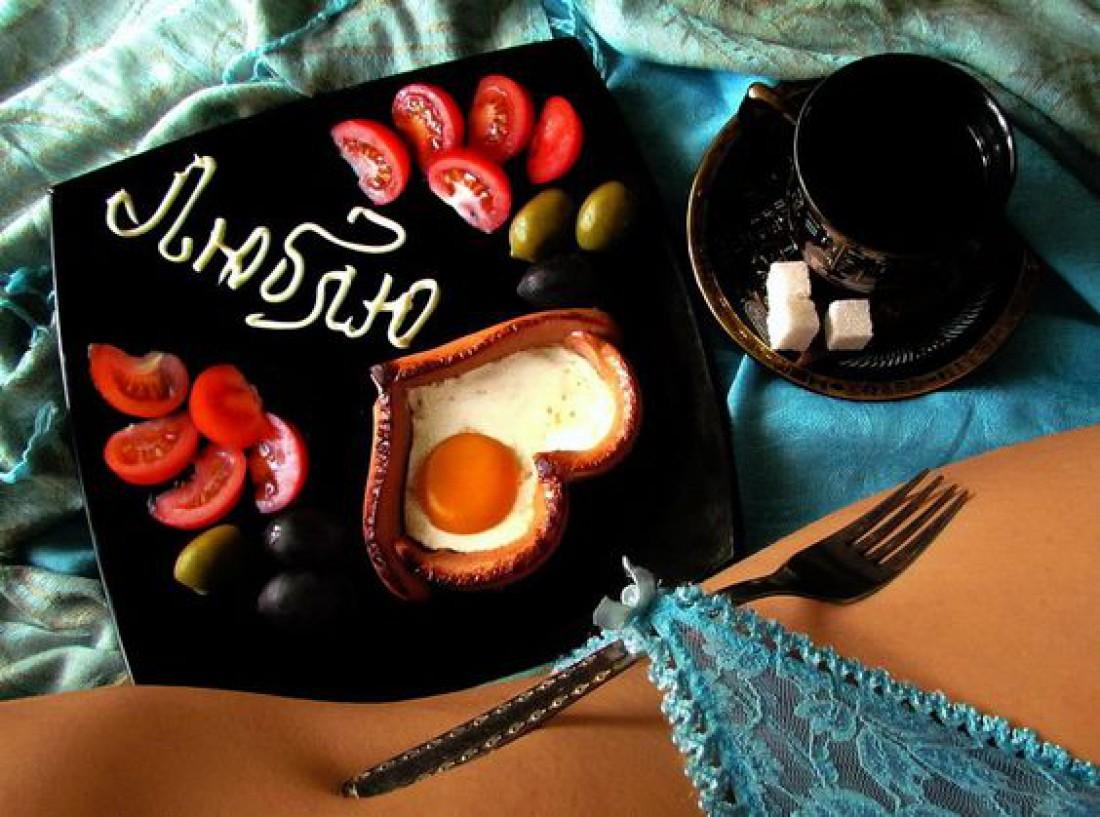 День святого Валентина: ТОП-7 идей завтрака в постель