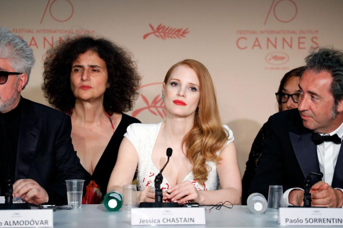 Каннский кинофестиваль 2017: Джессика Честейн