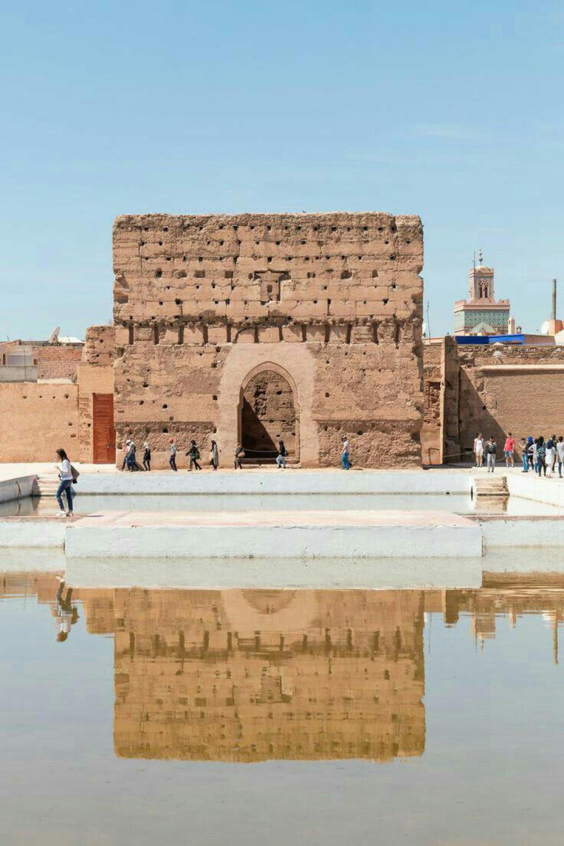 Дворец Эль-Бади (Каср-Аль-Бади)
