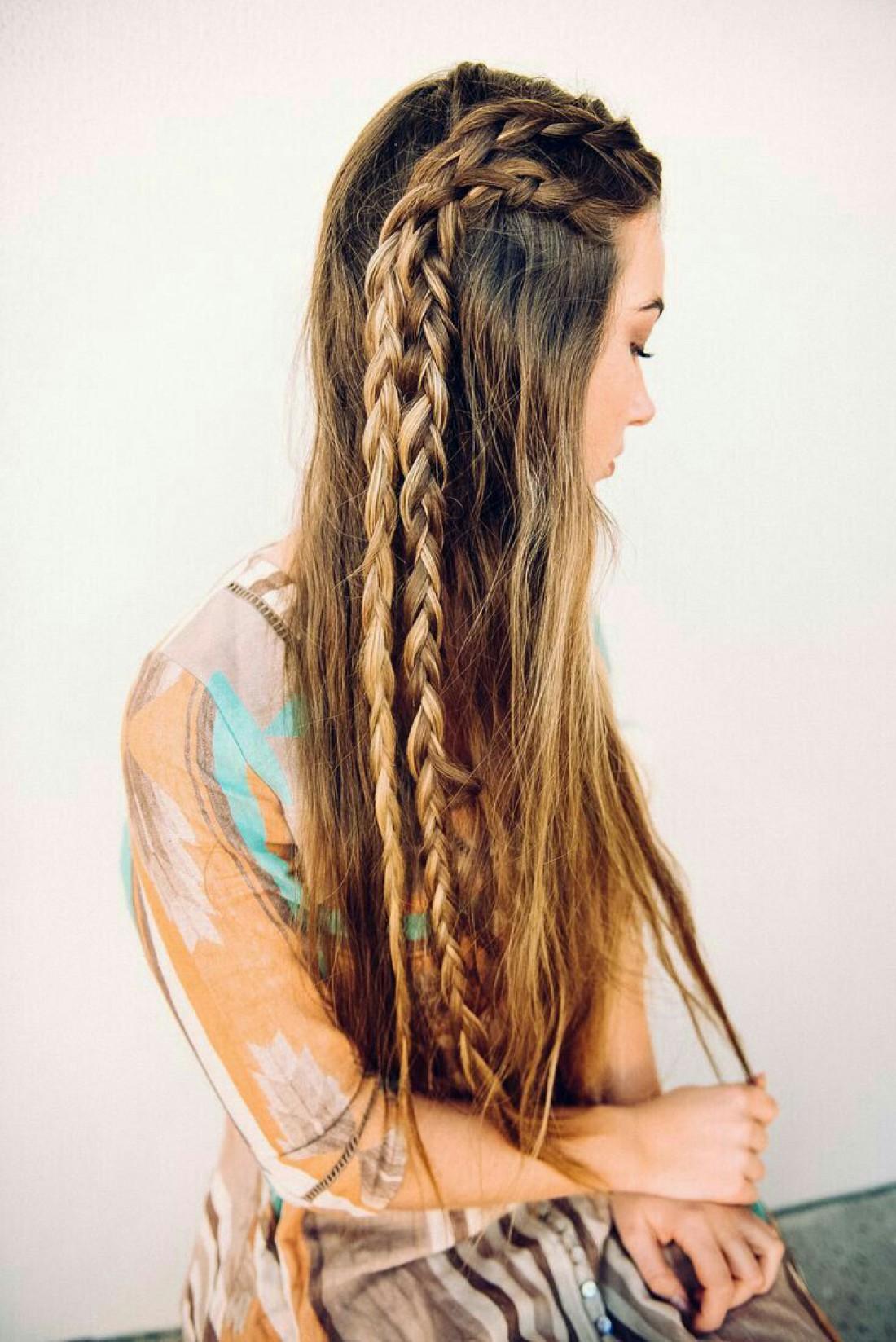 Ухаживай за волосами правильно