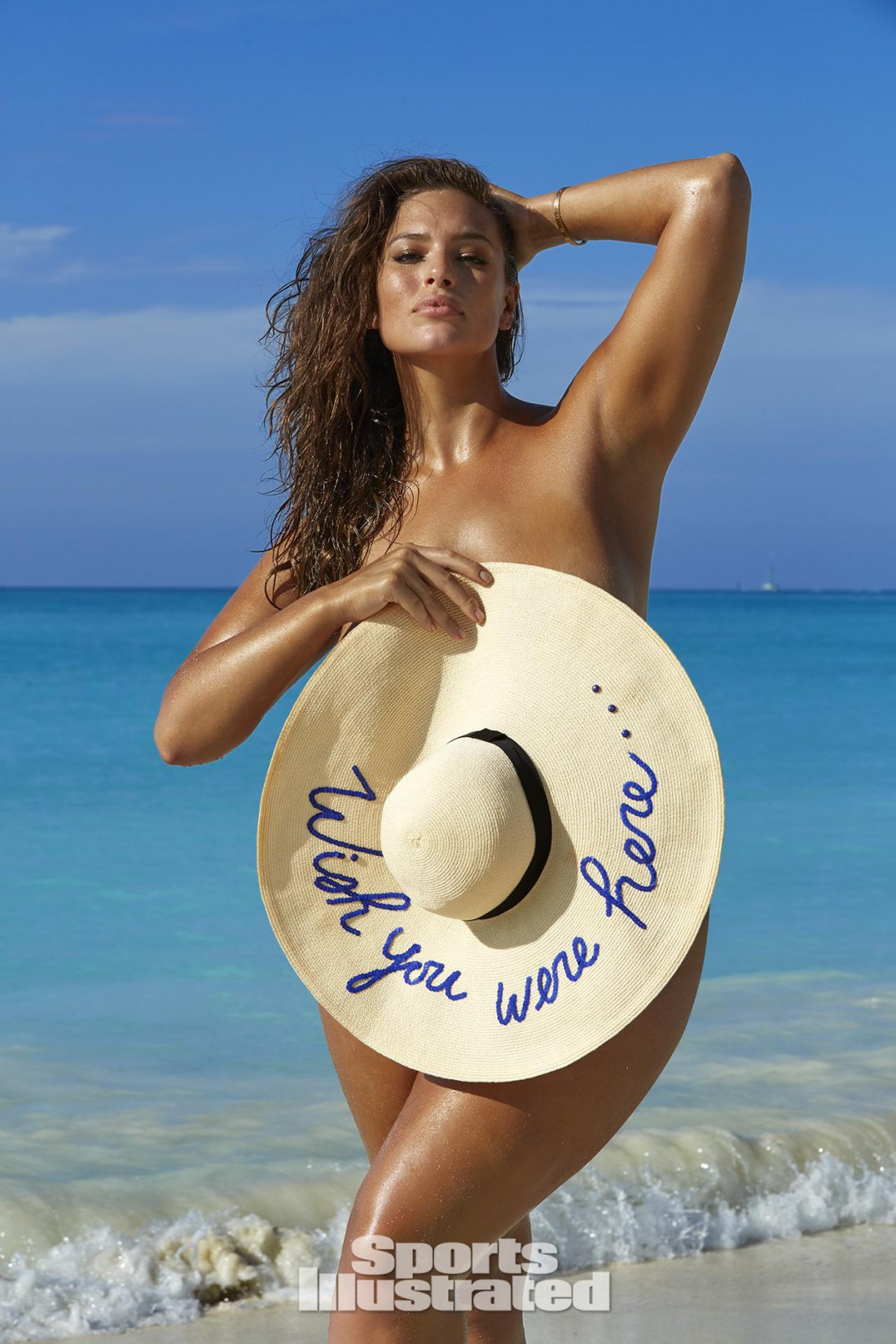 Эшли Грэм для Sports Illustrated Swimsuit Issue