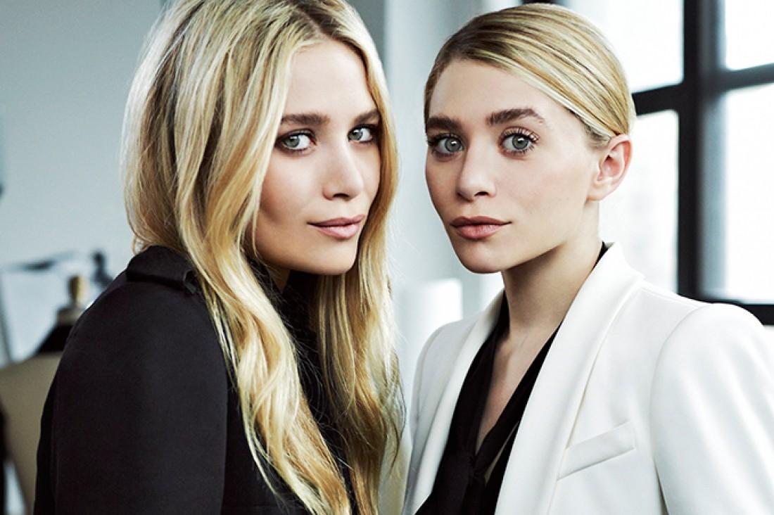 Сестры Олсен – признанные иконы стиля
