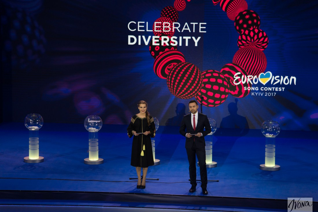 Евровидение 2017: ведущие жеребьевки стран-участников