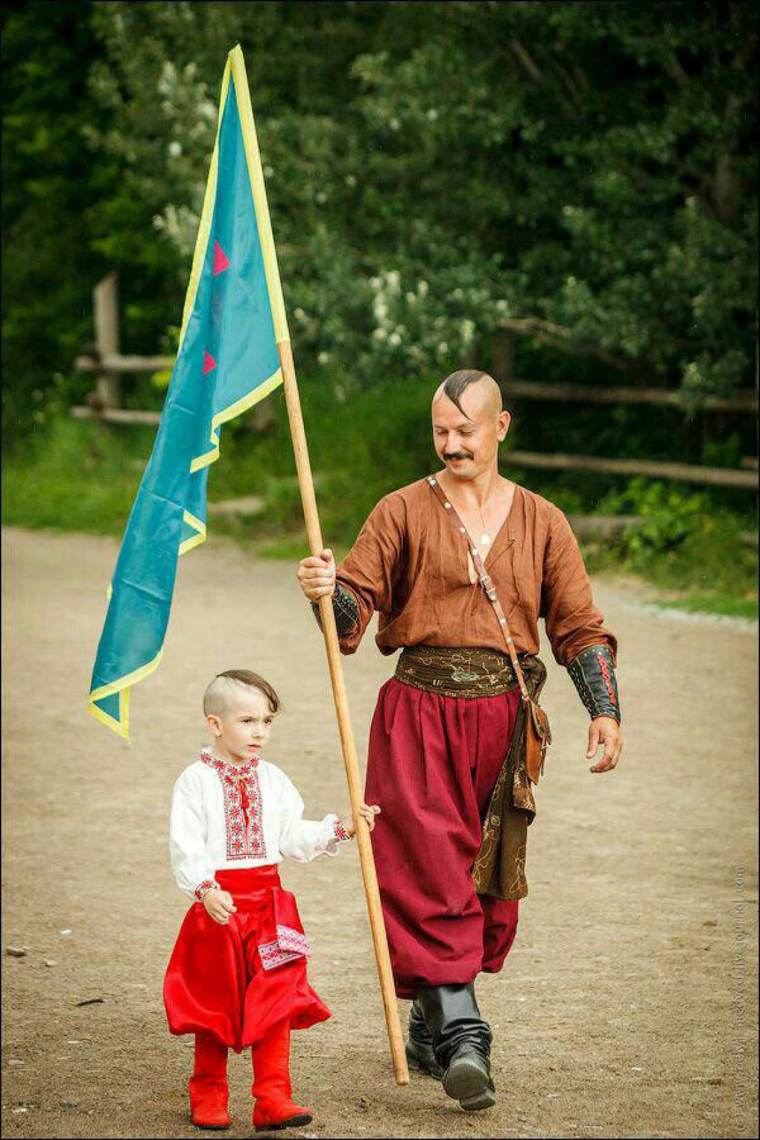День украинского казачества: История, традиции, символы праздника